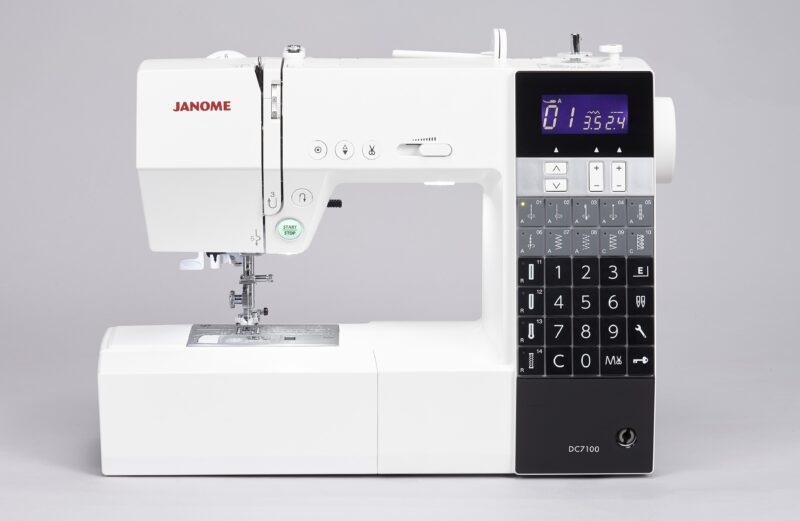 Janome DC 7100