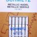 Schmetz metallic naalden 80