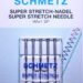 Schmetz super stretch naalden 75