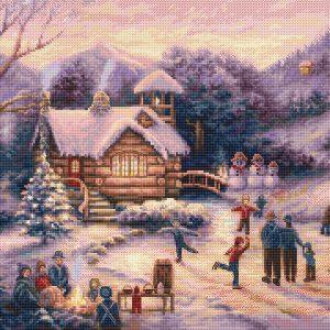Kerst en wintersfeer