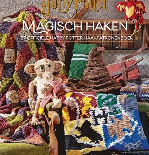 Harry Potter MAGISCH HAKEN Boek